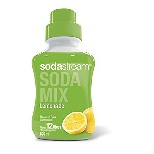 SodaStream Lemonade Concentrate