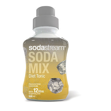 SodaStream Sugar Free Tonic Concentrate
