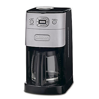 Cuisinart Grind & Brew Automatic Filter Coffee Machine DGB625BCU alt image 1