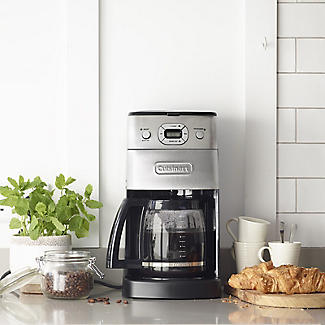 Cuisinart Grind & Brew Automatic Filter Coffee Machine DGB625BCU alt image 2
