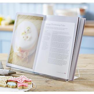 Acrylic Cookbook Stand alt image 2
