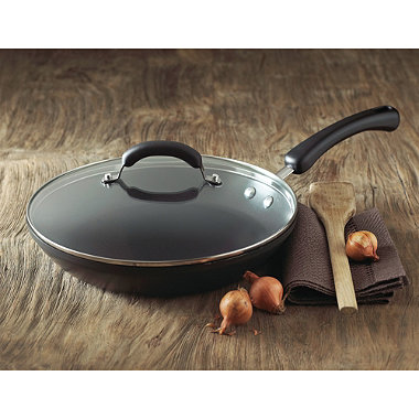 My Kitchen Non-Stick 28cm Lidded Frypan