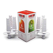 6 Spare Zoku® Lolly Sticks