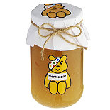24 Pudsey Jam Jar Covers
