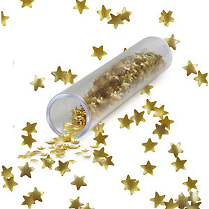Edible Gold Stars