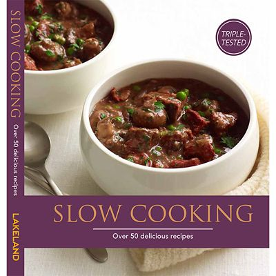 Slow Juicer Lakeland : Lakeland Slow Cooking Recipe Book - Hardback