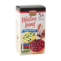 Coloured Writing Icing Set