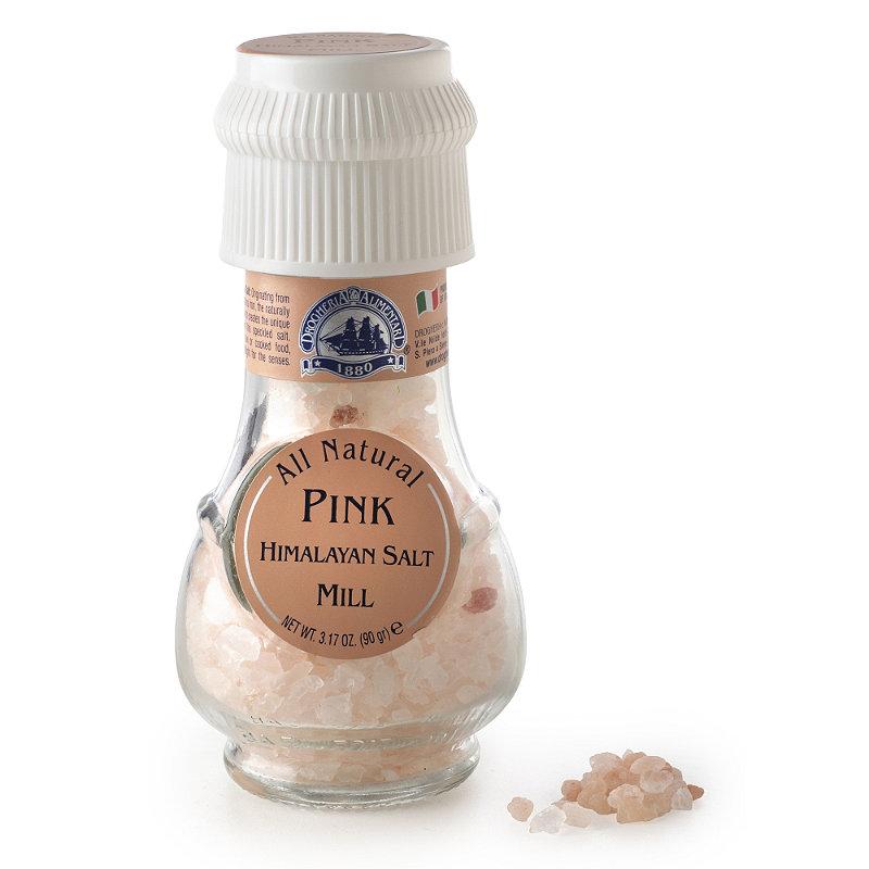 Himalayan Pink Rock Salt & Grinder 90g
