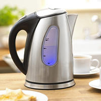 Lakeland Brushed Stainless Steel Jug Kettle