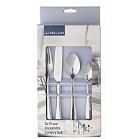 Lakeland Alexandra Cutlery 16pc Stainless Steel Gift Set