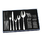 Lakeland Alexandra Cutlery 26pc Stainless Steel Gift Set