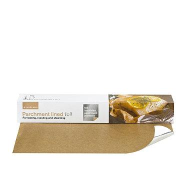 Parchment Lined Foil