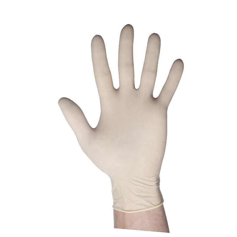 100 Medium Disposable Latex Gloves