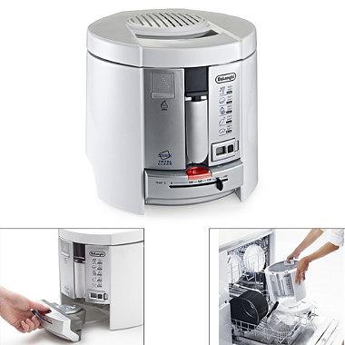 DeLonghi Total Clean System Fryer