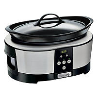 Crock-Pot® 5.7L Family Slow Cooker SCCPBPP605