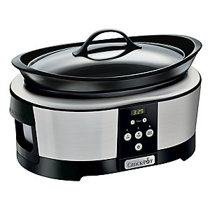 Crock-Pot®  5.7L Family Slow Cooker SCCPBPP605-060