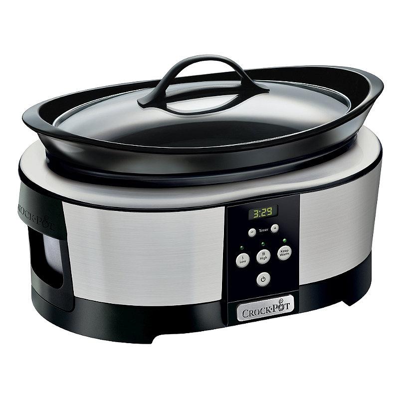 Crock-Pot® 5.7L Family Slow Cooker SCCPBPP605-060