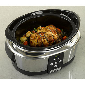 Crock-Pot®  5.7L Family Slow Cooker SCCPBPP605-060 alt image 6