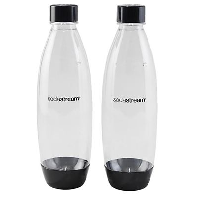 how to put carbonation in sodastream