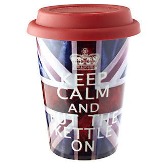 Keep Calm Coffee Cup alt image 1