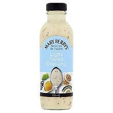 Mary Berry Light Salad Dressing 235ml