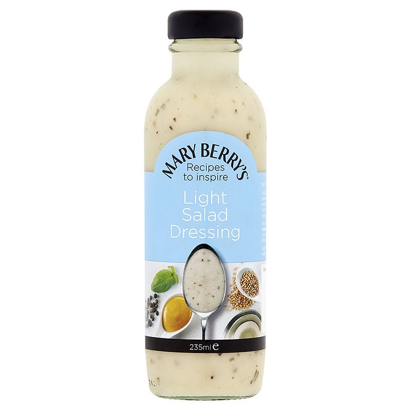 Mary Berry's® Light Salad Dressing