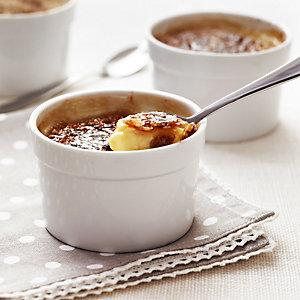 Devilishly Delicious Crème Brûlée