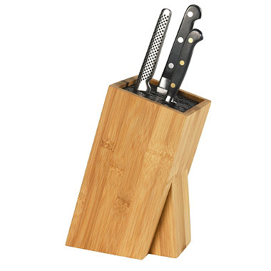 Bamboo Fibre Knife Block