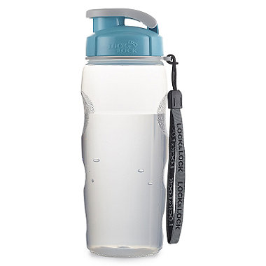 Lock & Lock Turquoise Sports Bottle 500ml