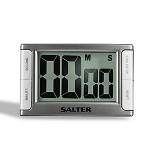 Salter Digital Easy To Read Magnetic Kitchen Timer