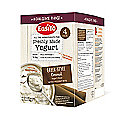 EasiYo Greek Style With Coconut Bits Yogurt Sachet Mix (4 x 250g)