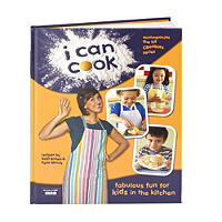 I Can Cook Book