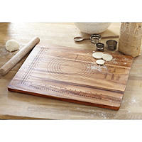Wooden Pastry Board