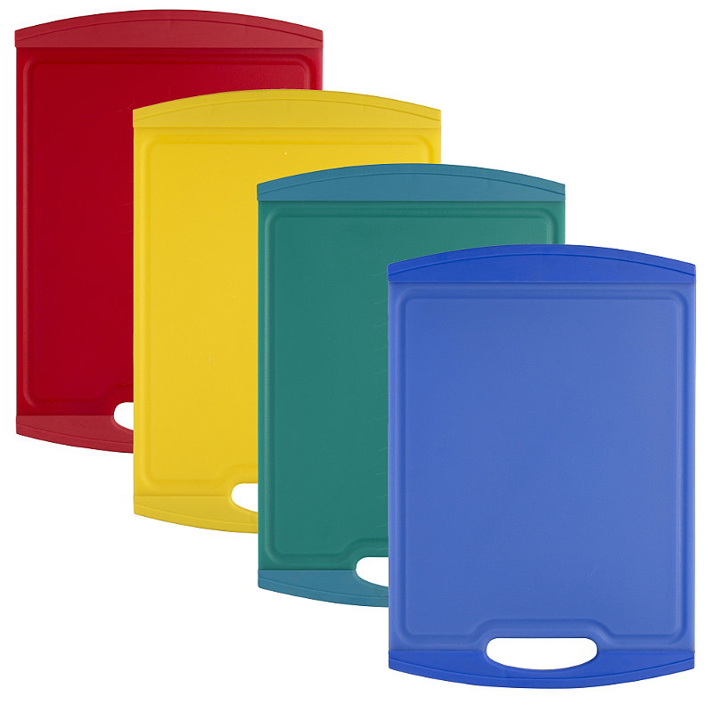 4 Stay-Put Chopping Boards