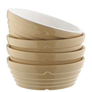 Mason Cash 4 Large Oval Dishes