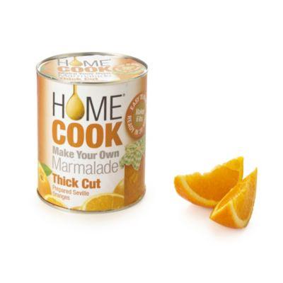 Home Cook Marmalade  Prepared Seville Oranges Thick Cut 850g