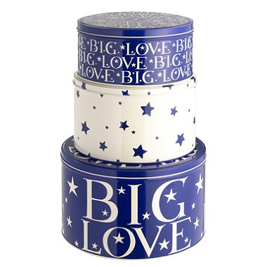 Emma Bridgewater Cake Tins Uk