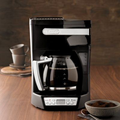 Delonghi Filter Coffee Maker Lakeland