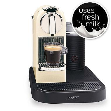 Nespresso® MagiMix Citiz & Milk