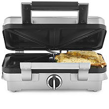 Cuisinart® Overstuffed Toasted Sandwich Maker GRSM1U