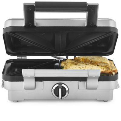 Cuisinart&174 Overstuffed Toasted Sandwich Maker GRSM1U