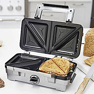 Cuisinart® Overstuffed Toasted Sandwich Maker GRSM1U alt image 2