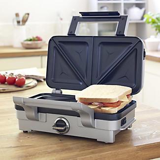 Cuisinart® Overstuffed Toasted Sandwich Maker GRSM1U alt image 6