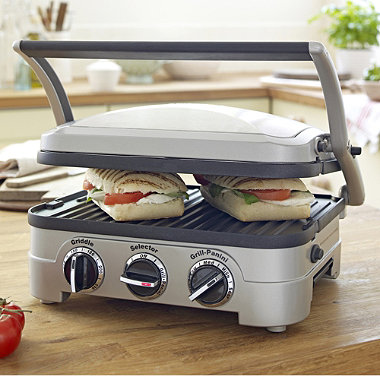 Cuisinart® Griddle & Grill