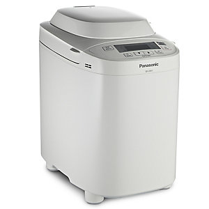 Panasonic White SD-2501 WXC  Bread Maker 3 Loaf Sizes