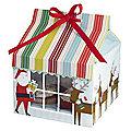 3 Large Christmas Cupcake Boxes