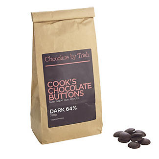 Cook's Dark Chocolate Buttons