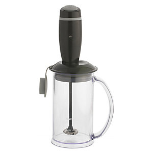 Black Mini Milk Frother