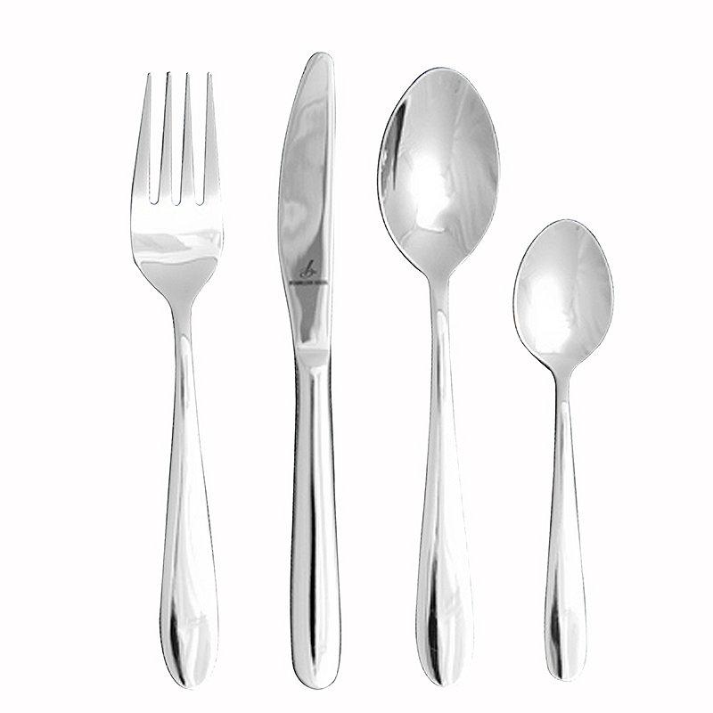 Alexandra 4-Piece Children's Cutlery Set
