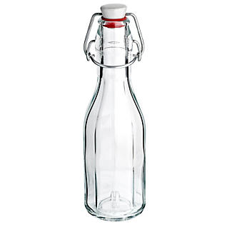 Airtight Swing Top Glass Gifting Bottle & Ceramic Cap 250ml